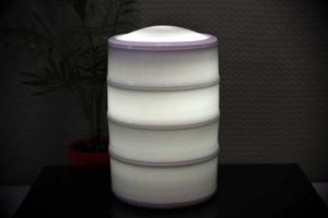 竹 テーブルランプ
