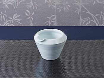 石井康行白磁の食器