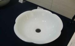 白磁洗面ボール